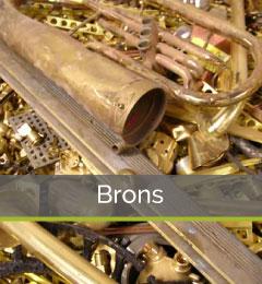 Brons inleveren