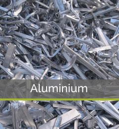 Oude aluminium velgen inleveren