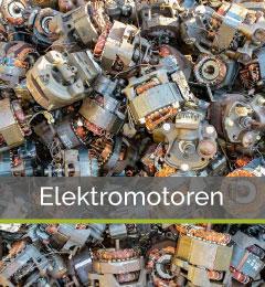 Elektromotoren inleveren